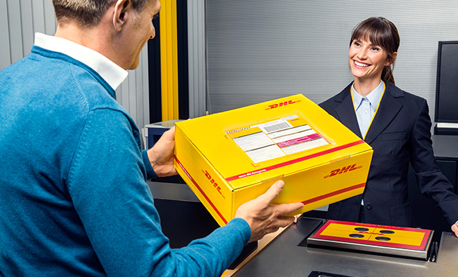 DHL CEO reads customer compliments and complaints  | announced!